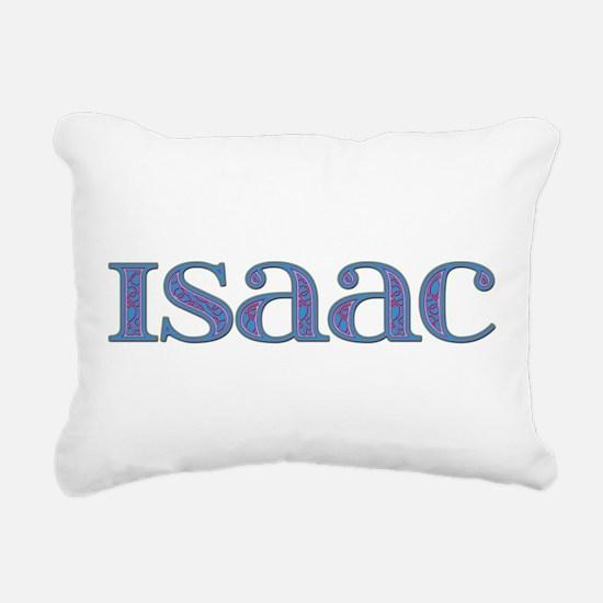 Isaac Rectangular Canvas Pillow