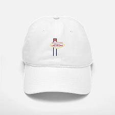 Welcome to Las Vegas Baseball Baseball Cap