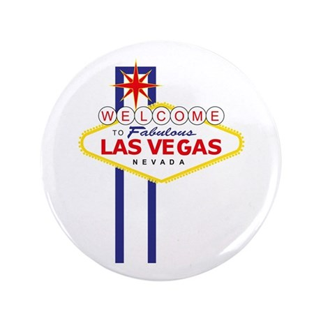 "Welcome to Las Vegas 3.5"" Button (100 pack)"
