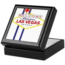 Welcome to Las Vegas Keepsake Box
