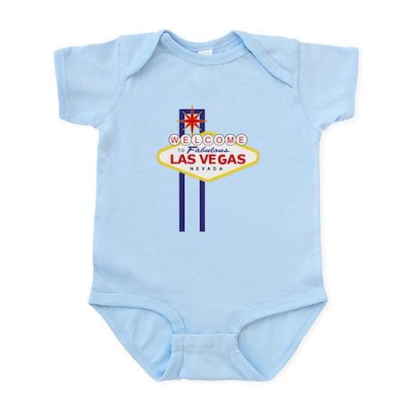 Welcome to Las Vegas Infant Bodysuit