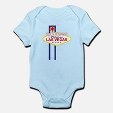 Welcome to Las Vegas Infant Bodysuit