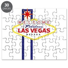 Welcome to Las Vegas Puzzle