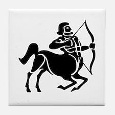 Sagittarius - Centaur Archer Tile Coaster