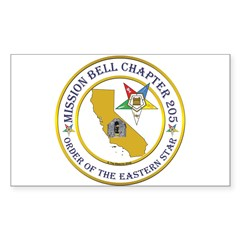 Custom Mission Bell OES Decal