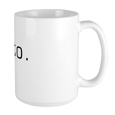 Potato Large Mug