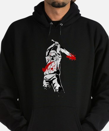 Kill The Zombies Hoodie (dark)