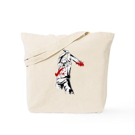 Kill The Zombies Tote Bag