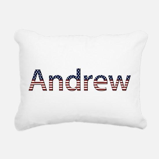 Andrew Rectangular Canvas Pillow