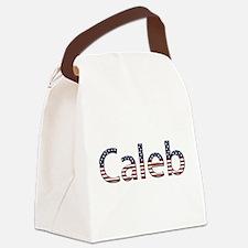 Caleb Canvas Lunch Bag