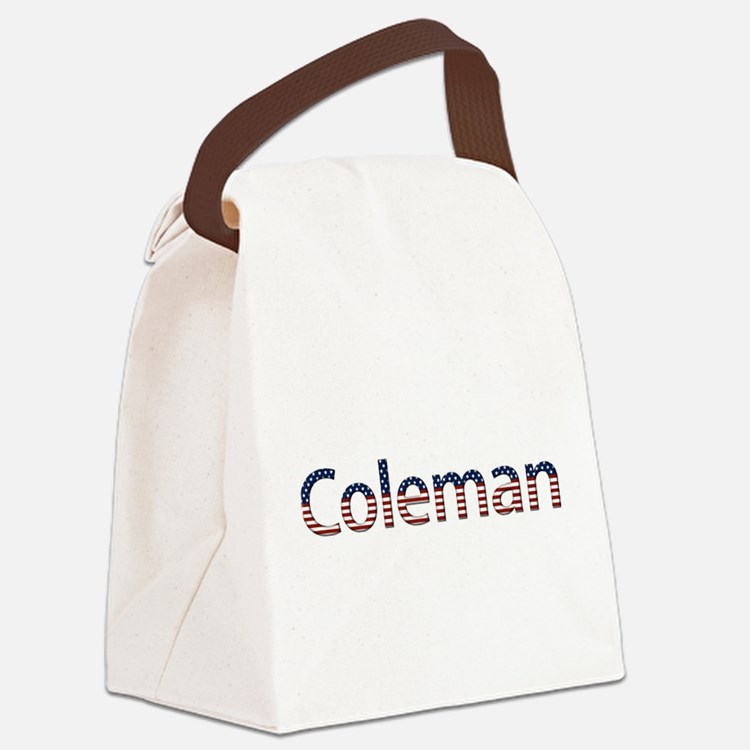 Coleman Canvas Lunch Bag