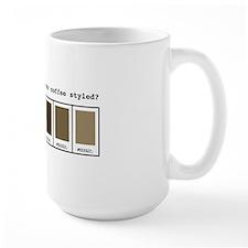 Large CSS Bug Mug