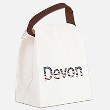 Devon Canvas Lunch Bag