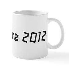 The Yorkshire 2012 Logo Small Mug
