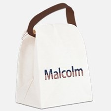 Malcolm Canvas Lunch Bag