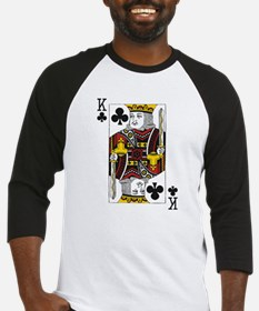 King of Clubs Baseball Jersey
