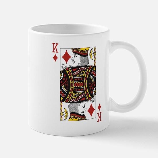 King of Diamonds Mug
