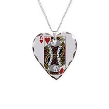 King of Hearts Necklace