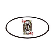 King of Hearts Patches
