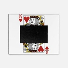 King of Hearts Picture Frame