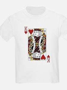 King of Hearts T-Shirt