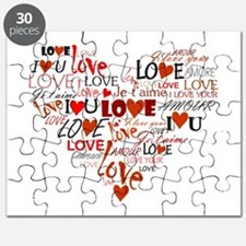 Love Heart Puzzle