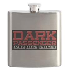 Dark Passenger 1 Flask