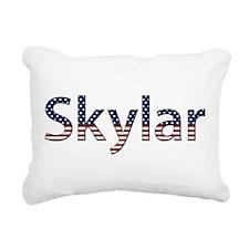 Skylar Rectangular Canvas Pillow