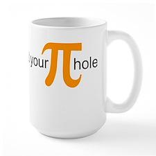 Shut Your Pi Hole Mug