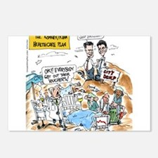 Mitt Romney - Paul Ryan Health Care Plan Postcards