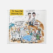 Mitt Romney - Paul Ryan Health Care Plan Stadium