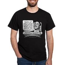 Obama Sez Babies Are Punishments T-Shirt