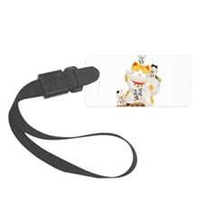 Lucky Cats Luggage Tag