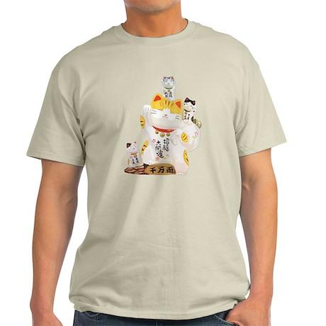 Lucky Cats Light T-Shirt