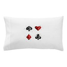 Poker Pillow Case