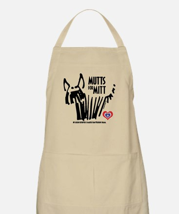 Golden Retriever Mutts for Mitts Apron