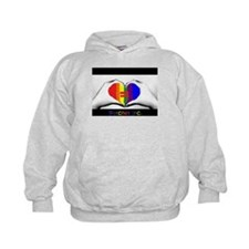 Same Sex Marriage Supporter Logo Hoodie