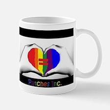 Same Sex Marriage Supporter Logo Mug