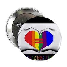 """Same Sex Marriage Supporter Logo 2.25"""" Button"""