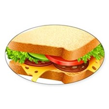 Sandwich Decal