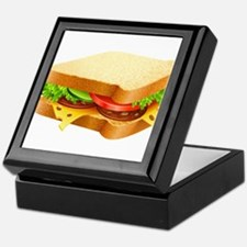 Sandwich Keepsake Box