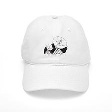Satellites Baseball Cap