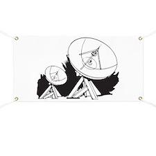 Satellites Banner