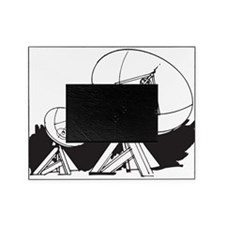 Satellites Picture Frame