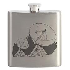 Satellites Flask