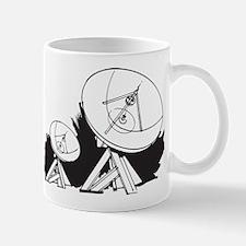 Satellites Mug