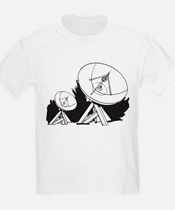 Satellites T-Shirt