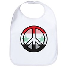 Peace In Syria Bib