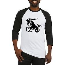 Capricorn - Goat/Fish Baseball Jersey