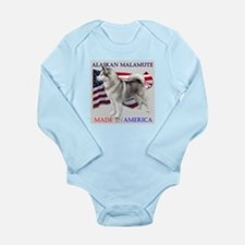 Made in America Onesie Romper Suit